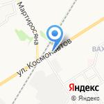 Первый на карте Новомосковска