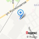 Новремдормаш на карте Новомосковска