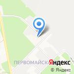 ПромТехноПарк на карте Новомосковска
