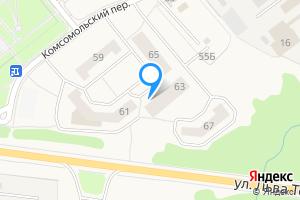 Однокомнатная квартира в Бронницах Московская область, Комсомольский переулок, 63, подъезд 2