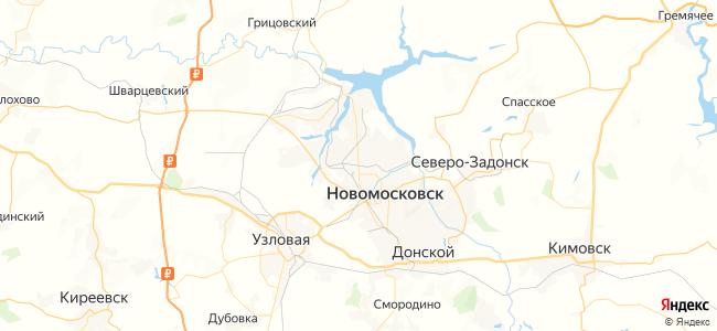 24 маршрутка в Новомосковске