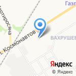 Импортавто на карте Новомосковска