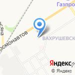 Детский сад №54 на карте Новомосковска