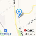 Классика на карте Новомосковска