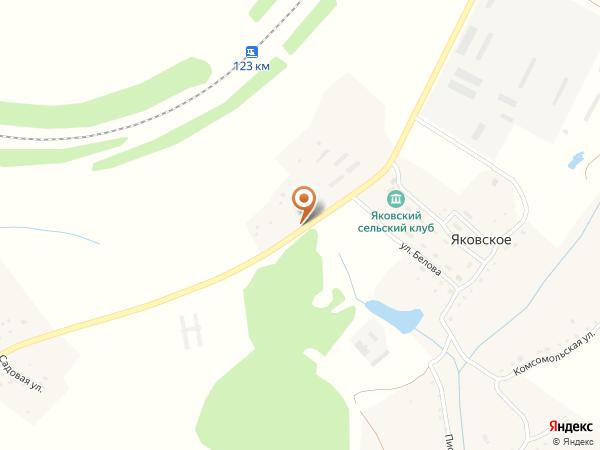 Остановка Яковское (Московская область)