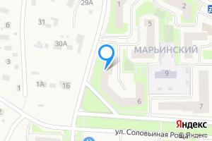 Сдается однокомнатная квартира в Бронницах Московская область, микрорайон Марьинский, 6