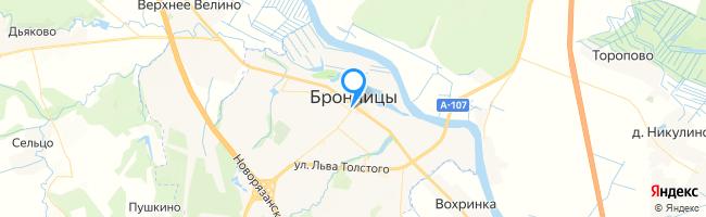 город Бронницы