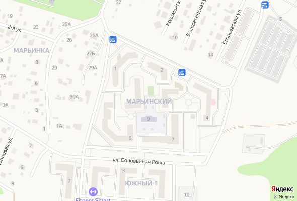 купить квартиру в ЖК Марьинский