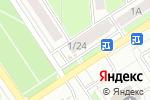 Схема проезда до компании Роспечать в Новомосковске