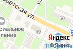 Схема проезда до компании АКБ Крыловский в Обухово