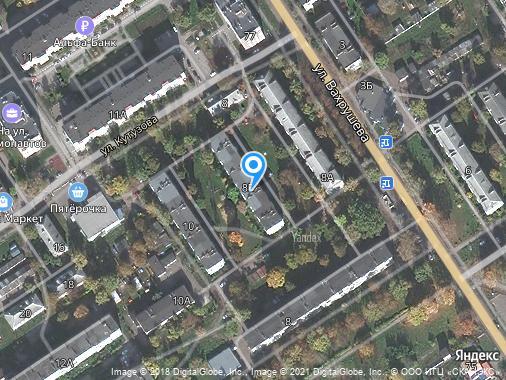 Продается 3-комнатная квартира, 57 м², Новомосковск, улица Школьная, 8б