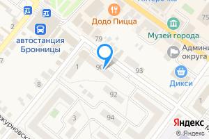 Снять двухкомнатную квартиру в Бронницах Московская улица, 90