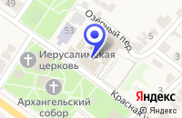 Схема проезда до компании СПЕЦИАЛЬНЫЙ БАТАЛЬОН № 6 в Бронницах