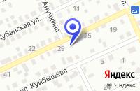 Схема проезда до компании АВТОМАГАЗИН ДЕКОРА СТО в Ленинградской