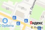 Схема проезда до компании МегаФон в Обухово