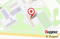 Схема проезда до компании Прк в Новомосковске