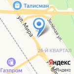 Загляни на карте Новомосковска