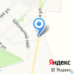 Магазин №21 на карте Донского
