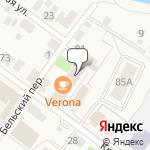 Магазин салютов Бронницы- расположение пункта самовывоза