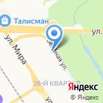 Салон кухни и мягкой мебели на карте Новомосковска