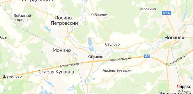 Бездедово на карте