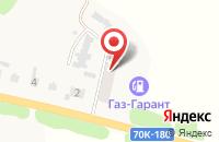 Схема проезда до компании Магазин автотоваров в Донском