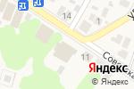 Схема проезда до компании Пятерочка в Обухово