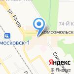 Инструмент для профессионалов на карте Новомосковска