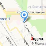 СтройМеталлГрупп на карте Новомосковска