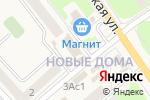Схема проезда до компании МосОблЕИРЦ в Бронницах