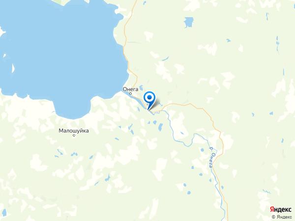 деревня Наумовская на карте