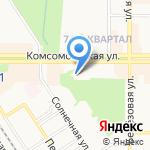 Best Media Group на карте Новомосковска