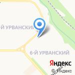 Эко-Чистка на карте Новомосковска