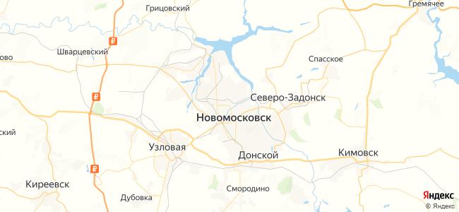 29 маршрутка в Новомосковске