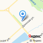 Статус на карте Новомосковска