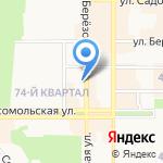 Шторы для Вас на карте Новомосковска