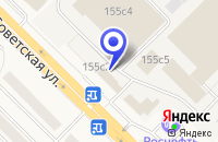 Схема проезда до компании ТОРГОВО-ПРОМЫШЛЕННАЯ ГРУППА в Бронницах