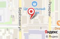 Схема проезда до компании Эко-продукция Родовых поместий в Новомосковске