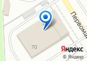 Инспекция гостехнадзора Новомосковского района на карте