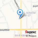 Mebell.ru на карте Новомосковска