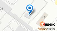 Компания Аринга на карте
