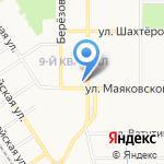 Bestceilin на карте Новомосковска