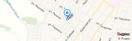 Детский сад №37 на карте Ахтырского