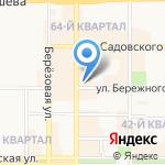 НовоСервис на карте Новомосковска