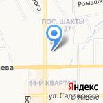 МДМ на карте Новомосковска