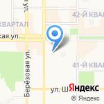 I-Yoga на карте Новомосковска