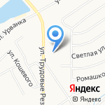 АВТОDOM71 на карте Новомосковска
