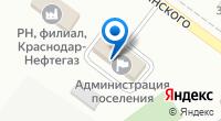Компания Администрация Ахтырского городского поселения на карте