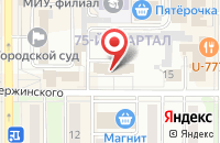 Схема проезда до компании Новомосковский Посредник в Новомосковске