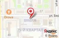 Схема проезда до компании Университет Российской академии образования в Новомосковске